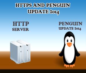 Https and Penguin update 2014
