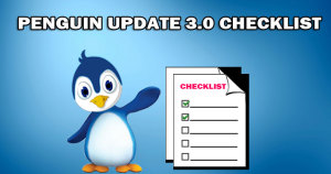 Penguin-update-checklist