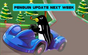 Penguin update next week